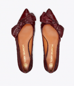 Shoes Fall Fashion Flats Tory Burch Garbarini Blog