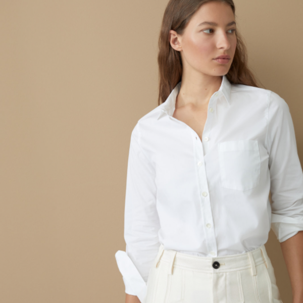 Closed Brand Organic Cotton Blouse