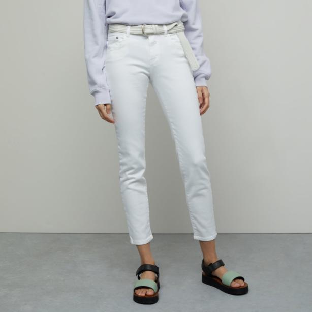 Closed Brand Baker White Jeans