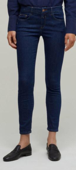 closed brand stretch denim jeans