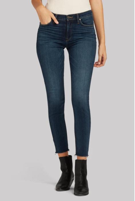 Hudson denim designer jeans at Garbarini