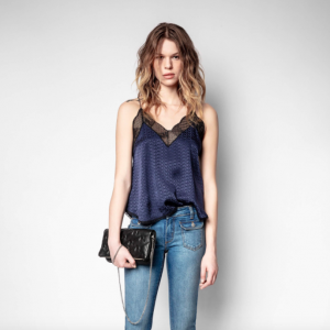 Christy Cami Zadig and Voltaire