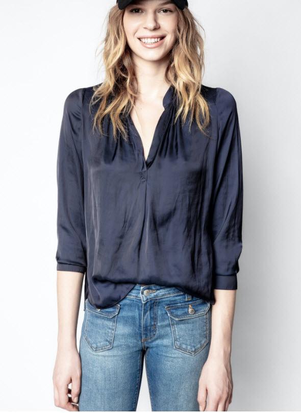 zadig & voltaire tunic shop denver clothing boutique