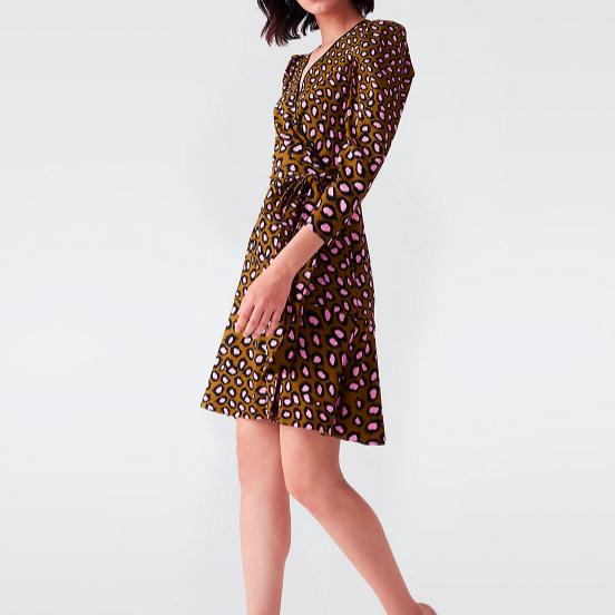 DVF Charlene Wrap Dress Denver Women's Boutique