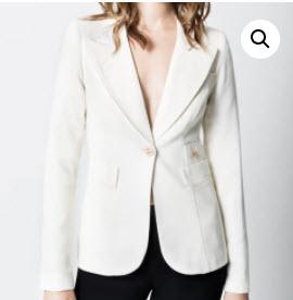 Smythe blazer denver clothing boutique