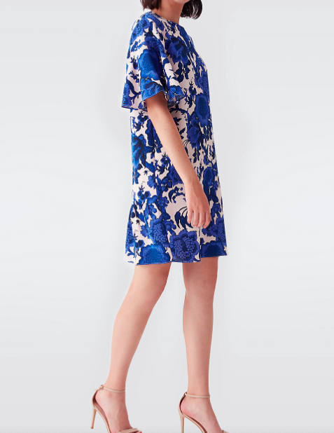 DVF ARLENE CADY DRESS