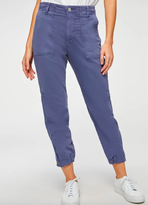 7 FOR ALL MANKIND SIDE ZIPPER JOGGER