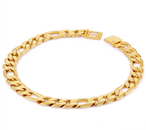 Jenny Bird 14K gold-dipped brass chain choker necklace