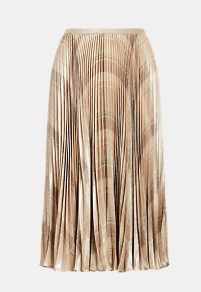 Ralph Lauren Pleated skirt women's boutique in Denver