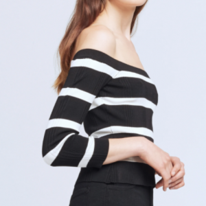 L'agence Conner Sweater Top