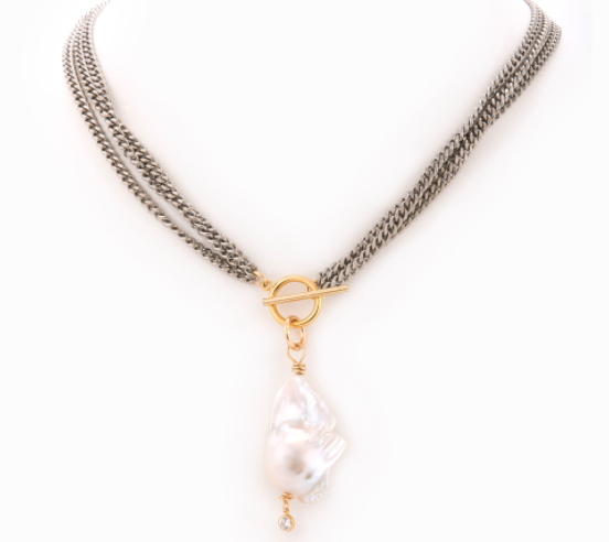 TAYLOR AND TESSIER DYLAN NECKLACE