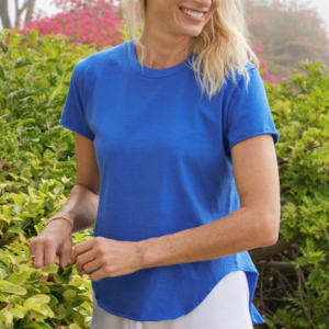 FRANK AND EILEEN PERFECT TEE SUBLIME SUMMER BLUE