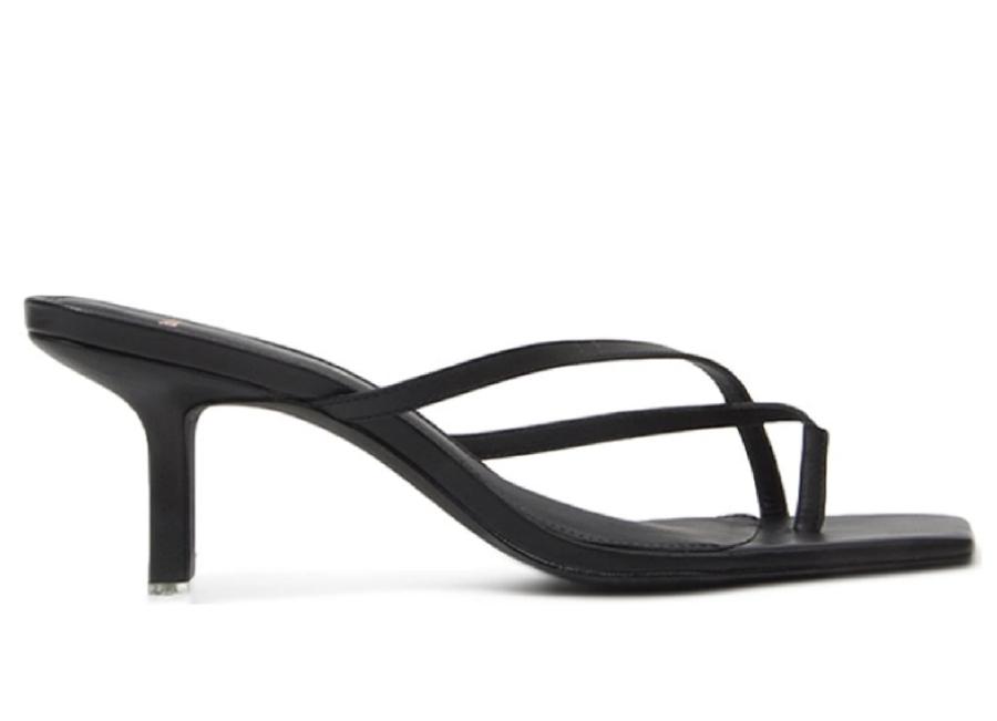 Flora Sandal Stiletto Heel Denver Clothing Boutique