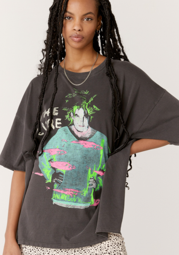 DAYDREAMER LA THE CURE BEACH PARTY TOUR TEE