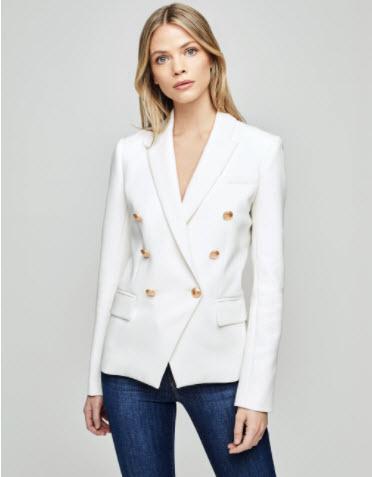 L'Agence Kenzie Blazer Denver Clothing Boutique