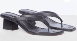 Frame Le Carbon Sandal Clothing Boutique Denver CO