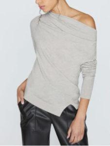 Brochu Walker Off Shoulder Sweater Cherry Creek CO Boutique