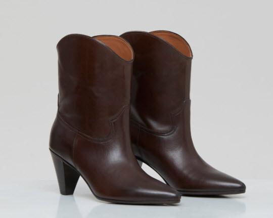 Closed Western Boots Shop Garbarini