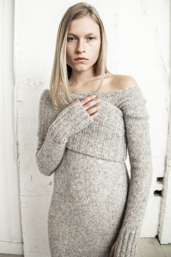 NICHOLAS K CYPRESS SWEATER DRESS